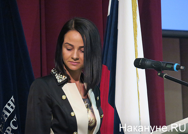 Ольга Глацких(2018)|Фото: Накануне.RU
