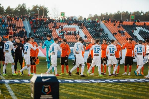 ФК Урал, ФК Оренбург, болельщики(2018) Фото: fc-ural.ru