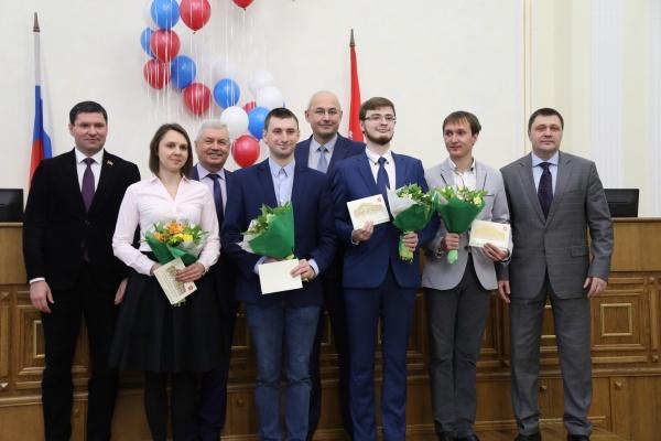 стипендиаты, Владимир Мякуш(2018) Фото:zs74.ru