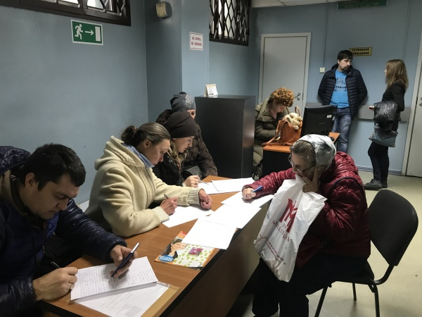школа Горки(2018) Фото: Дмитрий Марков