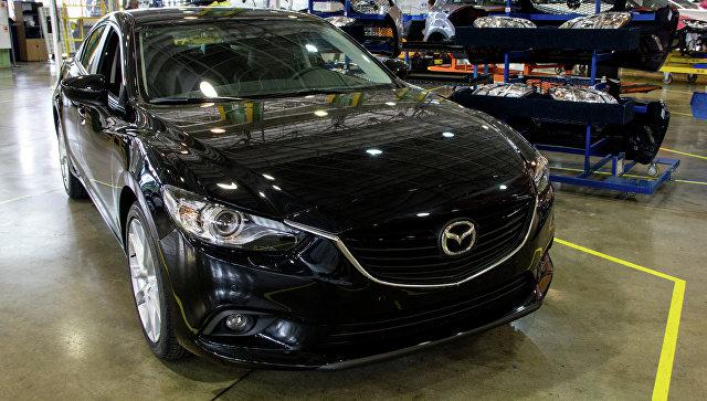 Mazda6(2018)|Фото: РИА Новости/Геннадий Шишкин