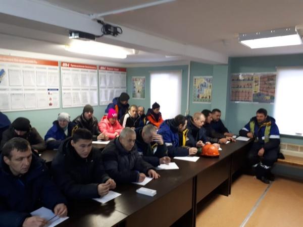 Встреча с вахтовиками Песцового месторождения(2018)|Фото: www.prokyanao.ru