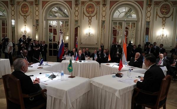 Встреча лидеров БРИКС в Буэнос-Айресе(2018)|Фото: kremlin.ru