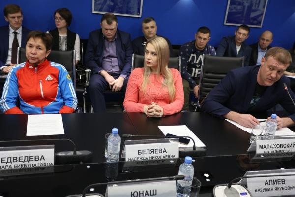 Координационный совет по физкультуре и спорту(2018)|Фото: Мэрия Сургута