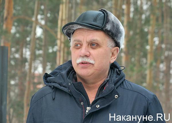 Юрий Михайлович, житель дома ул. Амундсена, 135(2018) Фото: Накануне.RU