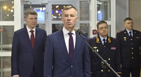 Первый заместитель министра внутренних дел РФ Александр Горовой(2018)|Фото: permkrai.ru