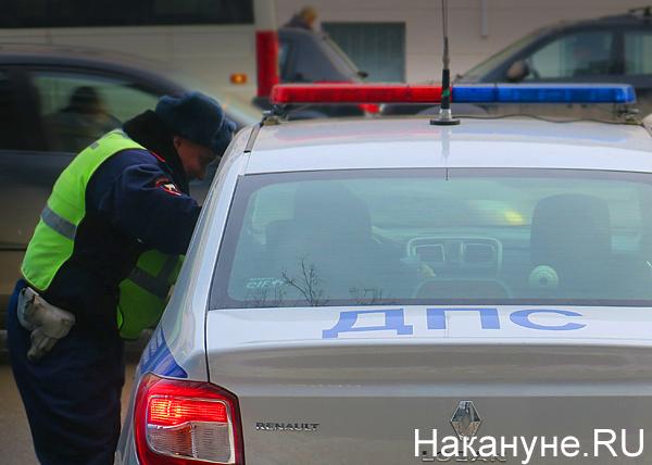 полиция, полицейский, ДПС(2018)|Фото: Накануне.RU