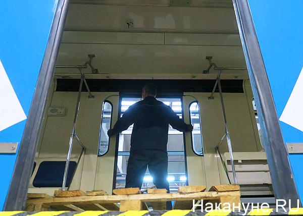 метрополитен, вагон метро(2019)|Фото: Накануне.RU