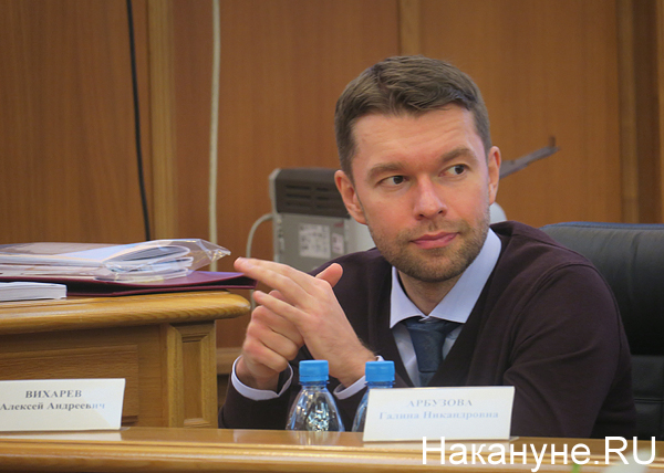 Алексей Вихарев(2019)|Фото: Накануне.RU