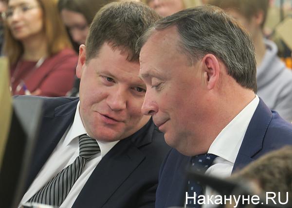 Сергей Бидонько, Алексей Орлов(2019)|Фото: Накануне.RU