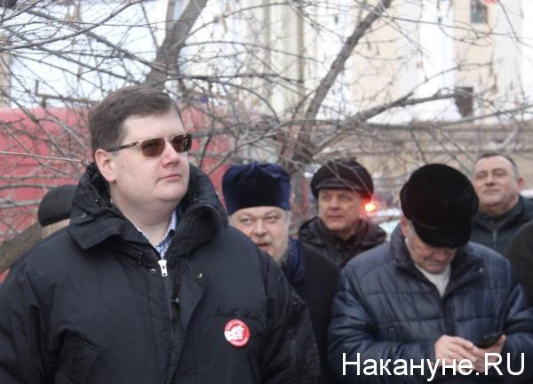 Алексей Лапушкин, Партия Дела(2019)|Фото:Накануне.RU