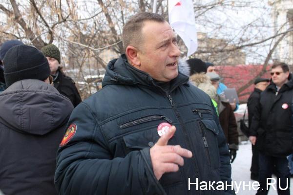 Максим Калашников, Партия Дела(2019)|Фото:Накануне.RU