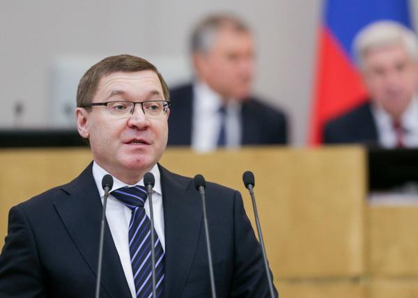 Владимир Якушев, Госдума(2019)|Фото: duma.gov.ru