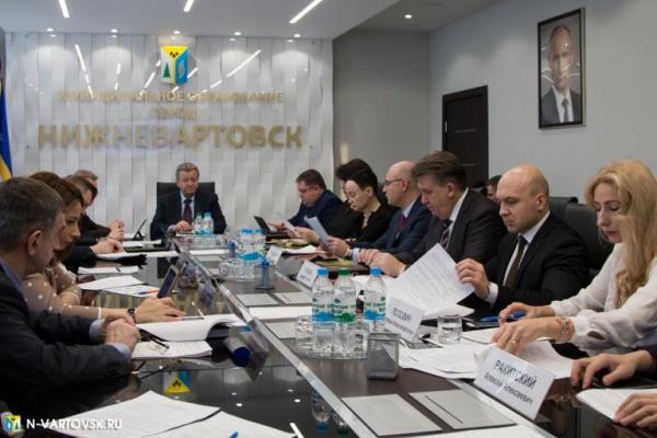 Совещание мэрия Нижневартовска(2019) Фото: n-vartovsk.ru