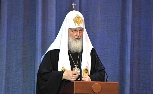 патриарх Кирилл, десятилетие поместного собора(2019)|Фото: kremlin.ru
