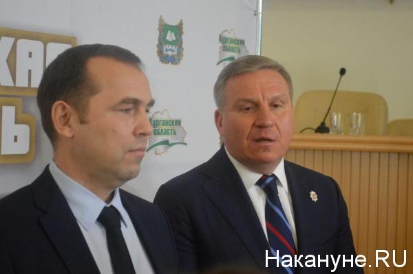 Вадим Шумков, Алексей Бобров(2019) Фото: Накануне.RU
