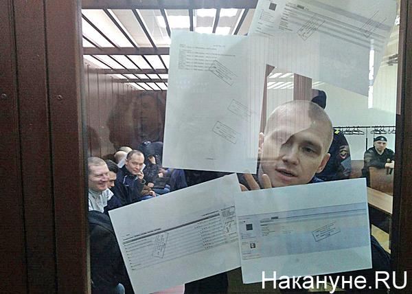 Константин Козловский, судебное заседание, дело хакерской группы lurk(2019)|Фото: Накануне.RU