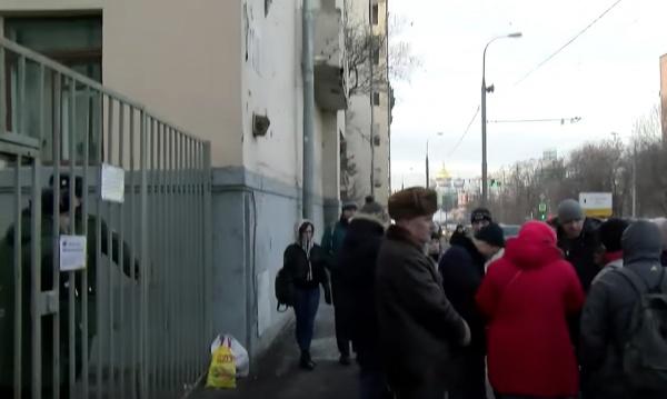 общежитие, выселение, большая пироговская(2019)|Фото: https://www.youtube.com