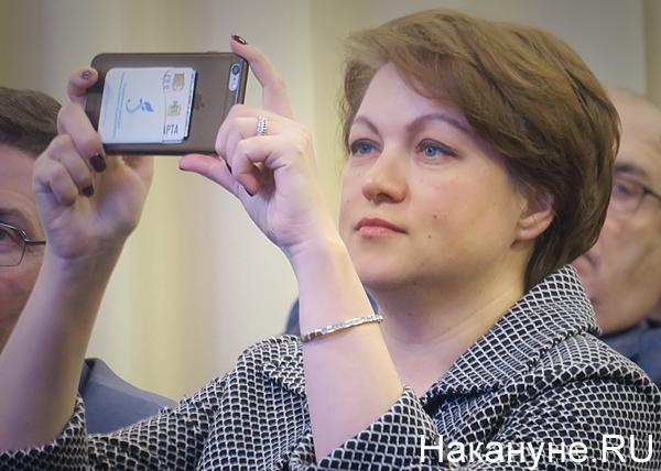 Екатерина Сибирцева(2019) Фото: Накануне.RU