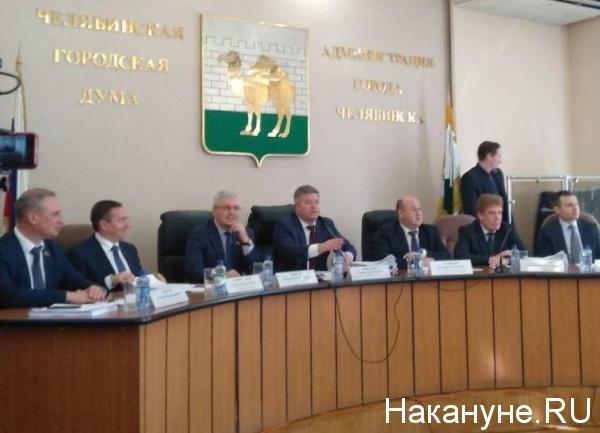 Мякуш, Мошаров, Голицын, Елистратов(2019) Фото: Накануне.RU