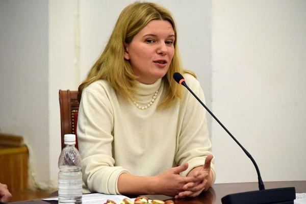 екатерина куземка, мэрия екатеринбурга(2019)|Фото:Борис Ярков