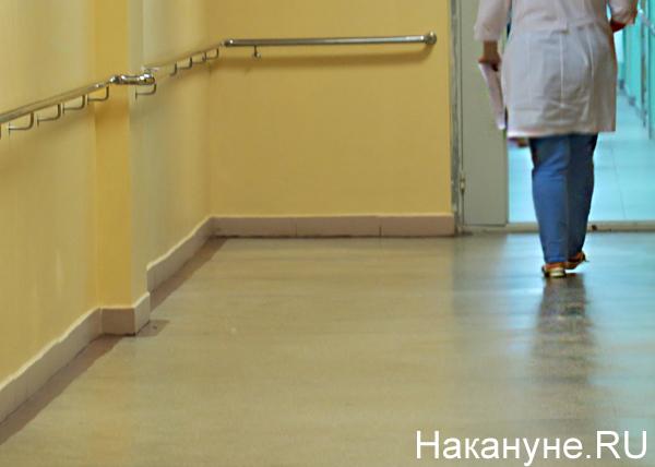 врач, медсестра, больница, коридор(2019)|Фото: Накануне.RU