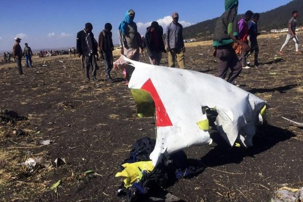 крушение Боинга в Эфиопии 10.03.2019(2019)|Фото: REUTERS/Tiksa Negeri