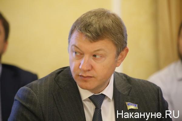 Евгений Марков, депутат думы ХМАО(2019)|Фото: Накануне.RU