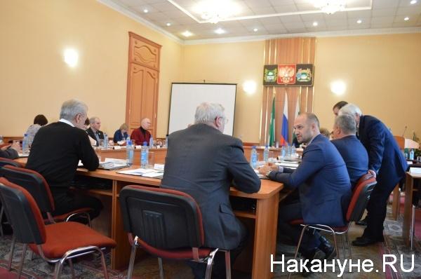 Депутаты городской думы назначат нового главу Кургана уже в апреле