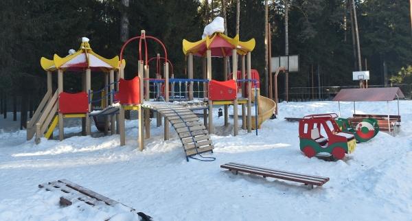 детская площадка, двор, благоустройство(2019)|Фото: Правительство Пермского края
