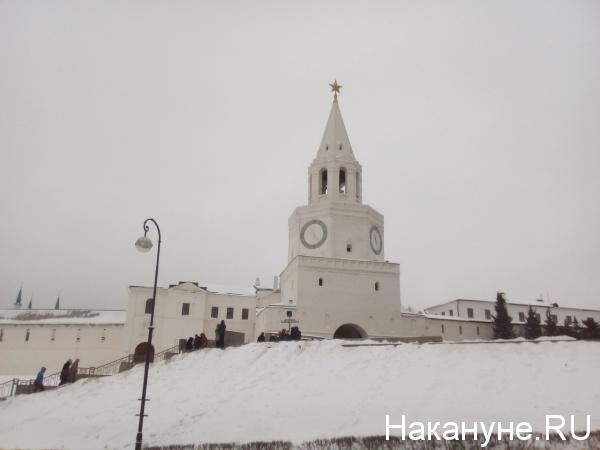 Казанский Кремль(2019)|Фото: Накануне.RU