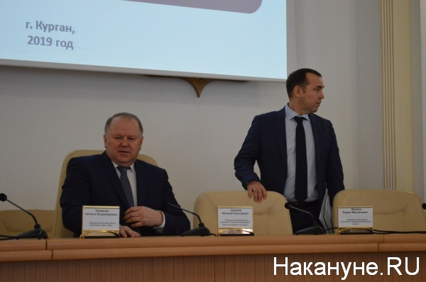 Николай Цуканов, Вадим Шумков(2019)|Фото:Накануне.RU