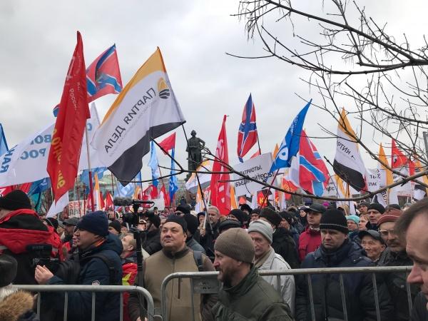"""""""Хватит сидеть дома!"""" В Москве оппозиция объединилась для смены курса власти"""