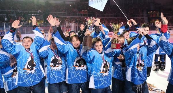 Всероссийские соревнования Золотая шайба(2019) Фото: Правительство Пермского края