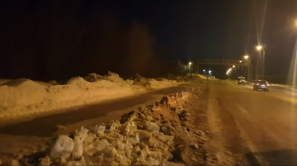 Исчезнувший забор Пыть-Ях(2019)|Фото: www.youtube.com/channel/UCIga1S3rMeDKq7Rzi7cvBgg