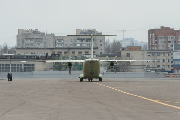 Ил-112В, самолет, воронеж, ПАО «ВАСО», аэропорт, воронеж, взлетная полоса(2019)|Фото:пресс-служба правительства Воронежской области