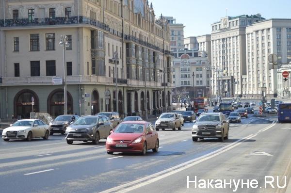 транспорт, машины, Москва(2019)|Фото: Фото:Накануне.RU