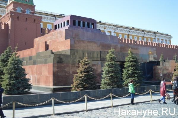 мавзолей Ленина(2019)|Фото:Накануне.RU