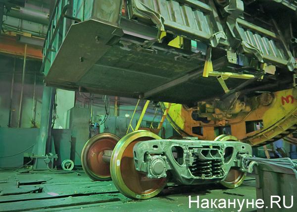 колесные пары, колесная пара, вагон, Уралвагонзавод(2019)|Фото: Накануне.RU