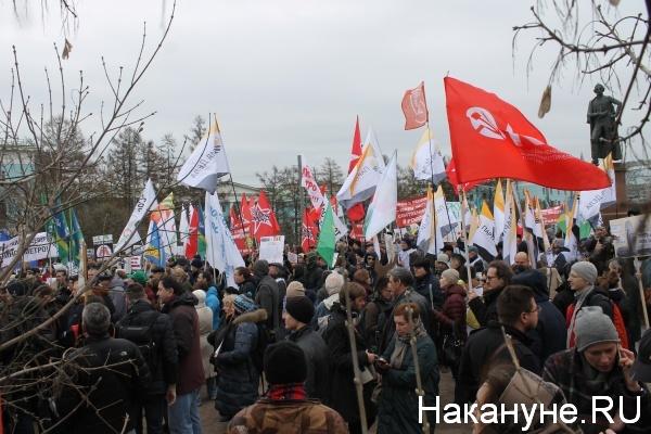 митинг против точечной застройки, партия дела, Москва(2019)|Фото: nakanune.ru