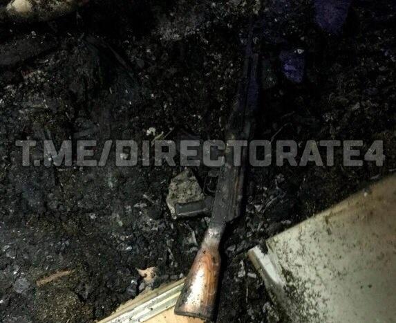 Боевики запрещённой ИГИЛ автомат Тюмень(2019)|Фото: t.me/directorate4