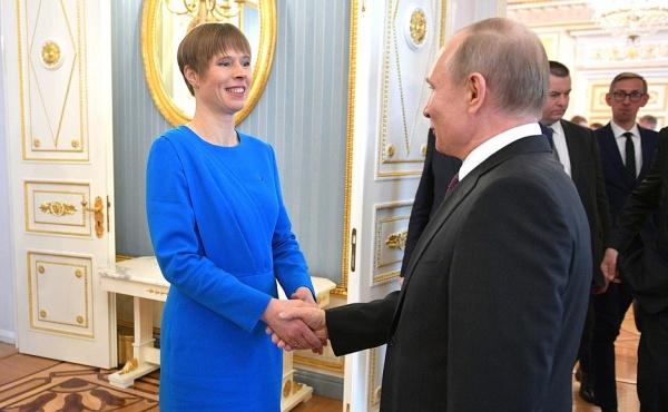 Керсти Кальюлайд(2019)|Фото:kremlin.ru