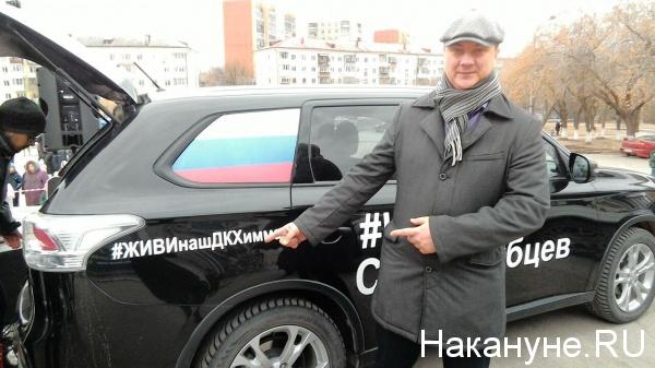Михаил Лебедев(2019)|Фото: