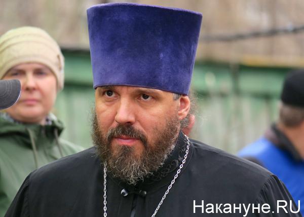 протоиерей Евгений Попиченко(2019)|Фото: Накануне.RU
