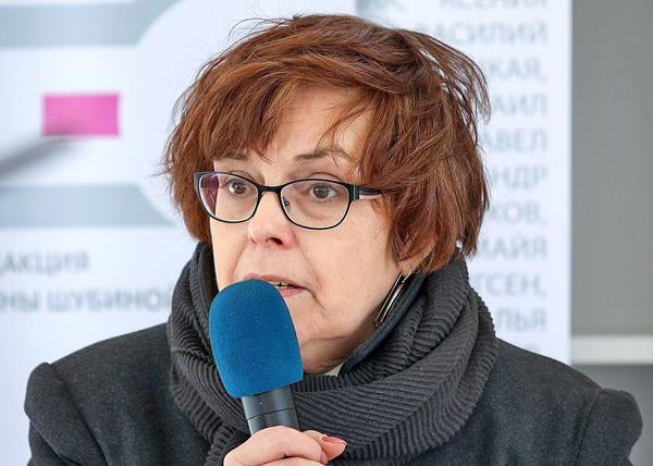 Елена Чижова(2019)|Фото: wikipedia.org