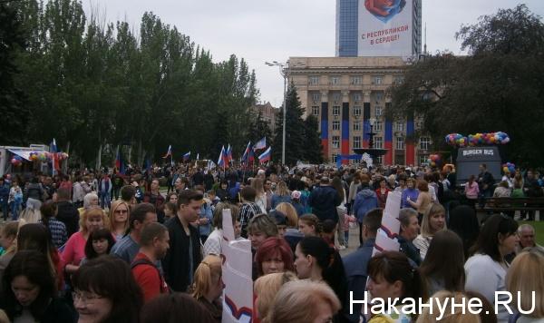 ДНР, Донецк, день республики(2019)|Фото: Накануне.RU