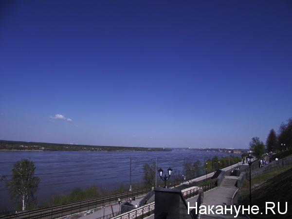 Пермь набережная(2019)|Фото: Накануне.RU
