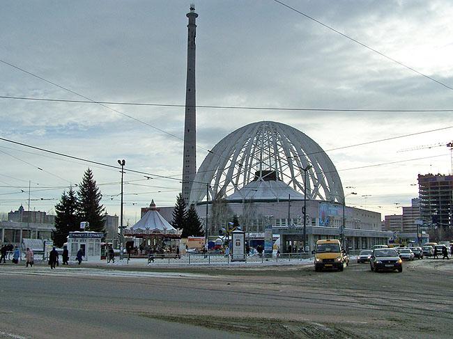 екатеринбург цирк зима|Фото: Накануне.RU
