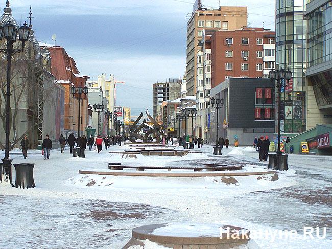 екатеринбург вайнера зима|Фото: Накануне.RU