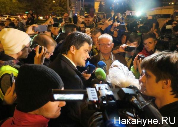 Александр Высокинский(2019) Фото: Накануне.RU